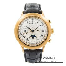 RGM Yellow gold 40mm Automatic 101 pre-owned