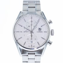 TAG Heuer Carrera Calibre 1887 Steel 41mm Silver United States of America, Georgia, Atlanta