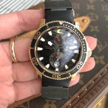 Ulysse Nardin Maxi Marine Diver 266-37LE-3B pre-owned