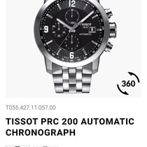 Tissot PRC 200 T0554271105700 Unworn Steel 44mm Automatic India, Chalakudy