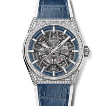 Zenith Automatic Transparent 41mm new Defy
