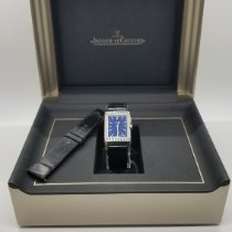 Jaeger-LeCoultre Grande Reverso Ultra Thin Duoface Steel 47.5mm White United States of America, New Jersey, Clark