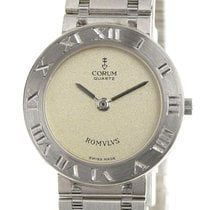 Corum Romvlvs Platyna 24mm