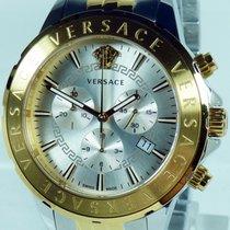 Versace 44mm Quarz VEV600519 neu