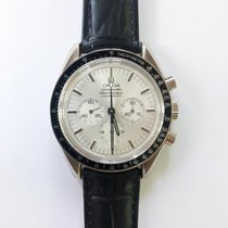 歐米茄 Speedmaster Professional Moonwatch 白金 42mm 白色