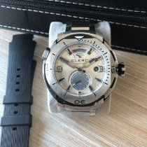 Clerc Hydroscaph GMT GMT-1.9R.1 Good Steel 48mm Automatic New Zealand, Auckland