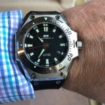Linde Werdelin Fair Silver 44mm Automatic New Zealand, Auckland