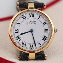 까르띠에 Cartier  Must de 우수 은 37mm 쿼츠 대한민국, Goyang-si
