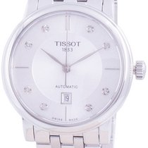 Tissot Carson new Automatic Watch with original box and original papers T122.207.11.036.00