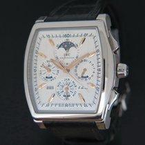IWC IW376204 Stahl 2012 Da Vinci Perpetual Calendar 43mm gebraucht