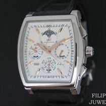 IWC Da Vinci Perpetual Calendar IW376204 Zeer goed Staal 43mm Automatisch Nederland, Maastricht