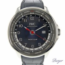 IWC Portuguese (submodel) IW326602 Very good Steel 45.4mm Automatic