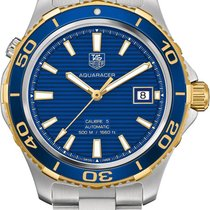 TAG Heuer Aquaracer 500M Steel 41mm Blue United States of America, California, Moorpark