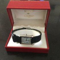 Cartier Ασήμι 20mm Χαλαζίας 666001 μεταχειρισμένο Ελλάδα, Athens