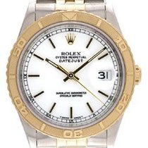 Rolex Datejust Turn-O-Graph 16263 Very good Gold/Steel 36mm Automatic