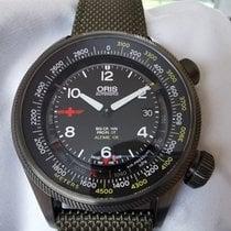 Oris 01 733 7705 4234-Set5 23 16GFC Acier Big Crown ProPilot Altimeter 47mm nouveau