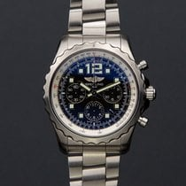 Breitling Chronospace Automatic Steel 46mm Black