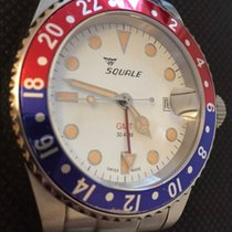 Squale Steel Automatic Y1545 pre-owned