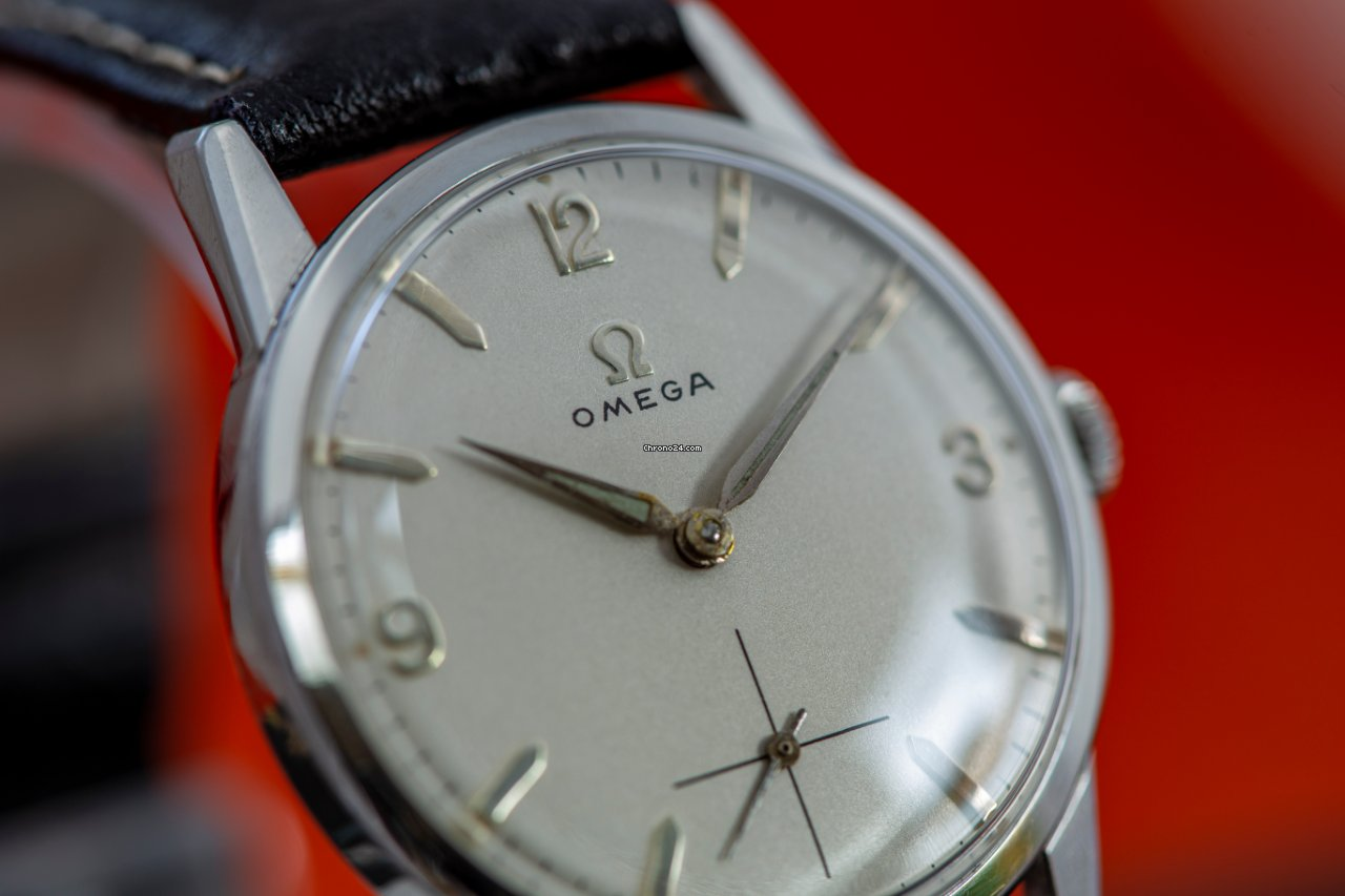 Omega ABSOLUTELY STUNNING GENUINE OMEGA CAL. 268 MANUAL WIND 1959 WATCH