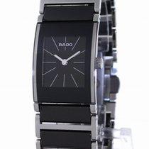 Rado Integral Steel 19mm Black No numerals