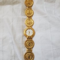 Versace Women's watch pre-owned Watch only 1990