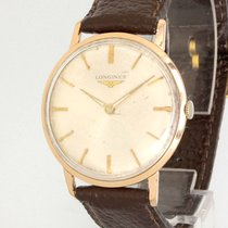 Longines Flagship Gold/Steel 34mm Champagne United States of America, Florida, Miami