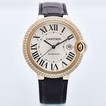 Cartier Roségold 42mm Automatik WE900851 gebraucht