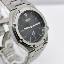 Seiko Steel 35mm Quartz 1984 SEIKO 6923-6010 SQ 100 Quartz 'Royal Oak' pre-owned