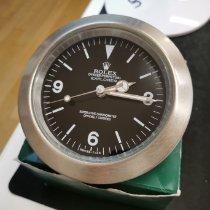 Rolex Explorer Stahl 120mm Schwarz Arabisch
