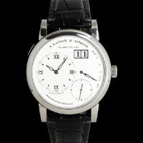 A. Lange & Söhne pre-owned Manual winding 39mm Silver