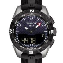 Tissot T-Touch Expert Solar T110.420.47.051.01 Nuevo Titanio 45mm Cuarzo España, Spain