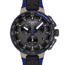 Tissot T-Race Cycling Staal 44.5mm Brons
