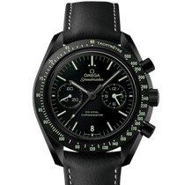 欧米茄 Speedmaster Professional Moonwatch 陶瓷 44.2mm 黑色 无数字