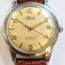 Atlantic Steel 36mm Automatic pre-owned