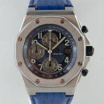 Audemars Piguet 25770ST Acciaio Royal Oak Offshore Chronograph 42mm usato Italia, ROMA