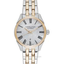 Hamilton Jazzmaster Lady Steel 30mm Mother of pearl