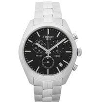 Tissot PR 100 новые Кварцевые Часы с оригинальными документами и коробкой T101.417.11.051.00