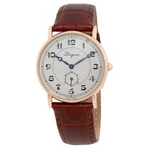 Longines Présence Heritage new Automatic Watch with original box and original papers L4.767.8.73.2