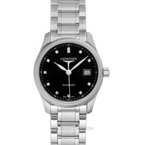 Longines Master Collection Steel 29.00mm Black