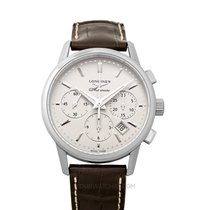 Longines Column-Wheel Chronograph new Automatic Watch with original box and original papers L27494722