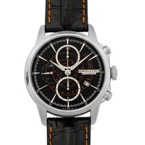 Hamilton Railroad Steel 44mm Black