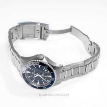Hamilton Khaki Navy Scuba Acier 40mm Bleu