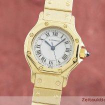 Cartier Santos (submodel) 24.5mm Blanc