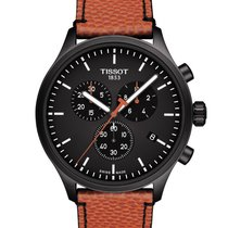 Tissot Steel 45mm Quartz T116.617.36.051.08 new