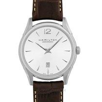 Hamilton Jazzmaster Slim nuevo Automático Reloj con estuche y documentos originales H38615555