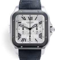Cartier Santos (submodel) WSSA0017 Steel 43mm Automatic United Kingdom, London
