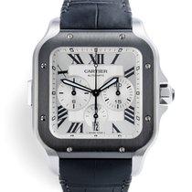 Cartier Santos (submodel) Stahl 43mm