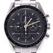 Omega Speedmaster Professional Moonwatch Moonphase Acero 40mm Negro