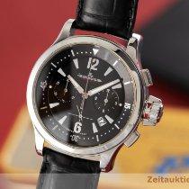 Jaeger-LeCoultre Master Compressor Chronograph 148.8.31 Odlično Zeljezo 37mm Kvarc