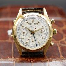 Rolex Chronograph Or jaune 36mm Argent France, Paris